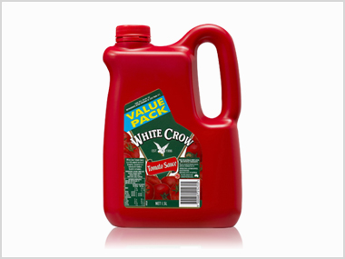 Tomato Sauce 3x4 litre